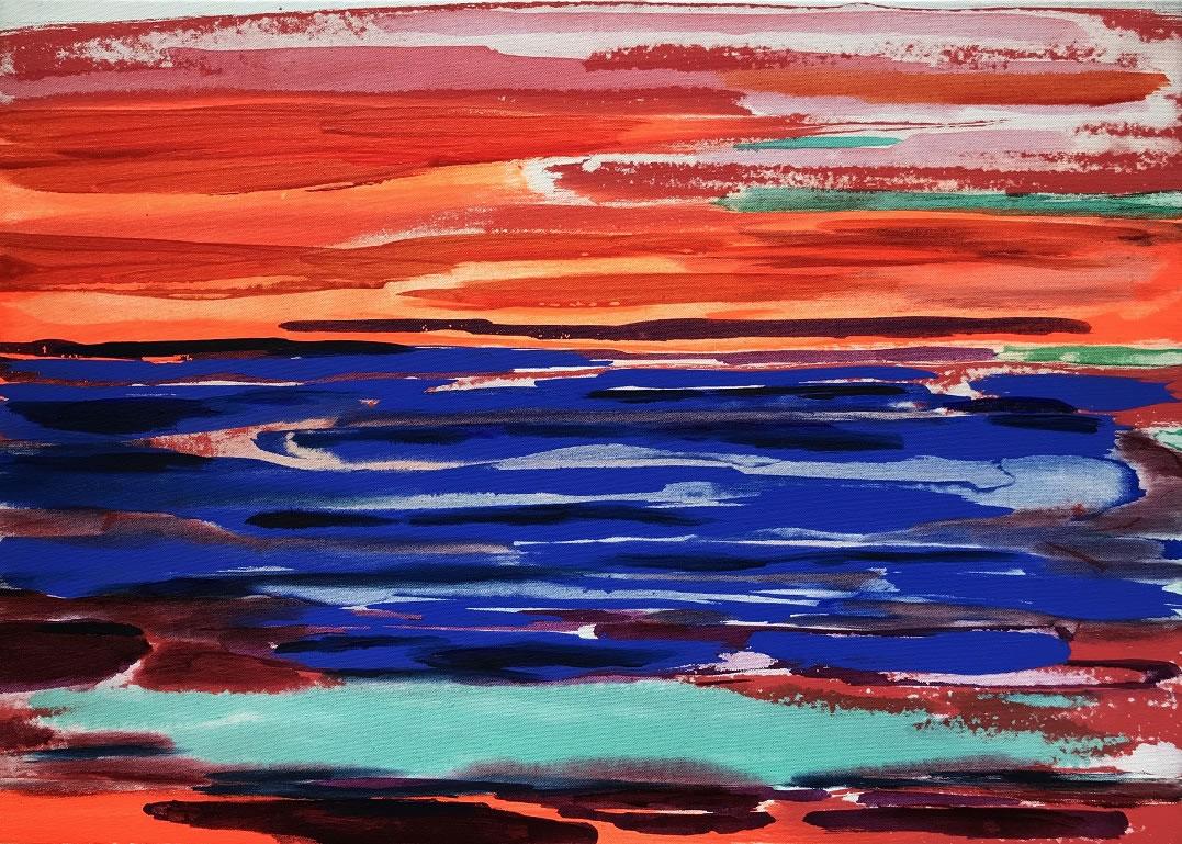 Veronika Dirnhofer | Winterreise 1 | Art Austia 2019 | Galerie3