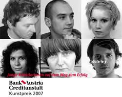 Bank Austria Kunstpreis 2007 | Sujet
