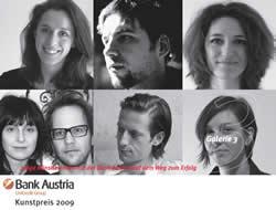 Bank Austria Kunstpreis 2009 | Sujet