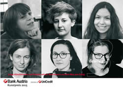 Bank Austria Kunstpreis 2015 | Sujet