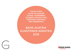 Bank Austria Kunstpreis 2018 | Sujet