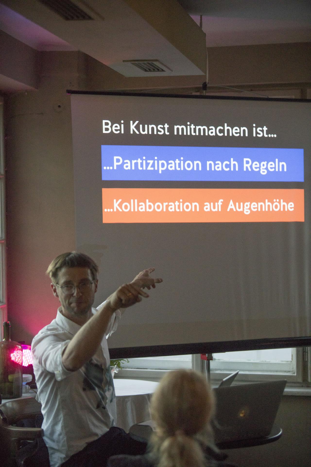 eSel Kunst ABC | Foto: Gerhard Maurer | FLUX23